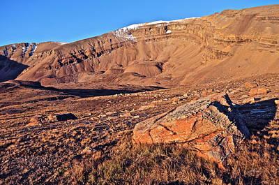 Mt. Massive Photograph - Horseshoe Mountain Dawn by Aaron Spong