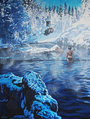 Hot Spring Original by Tommy Midyette
