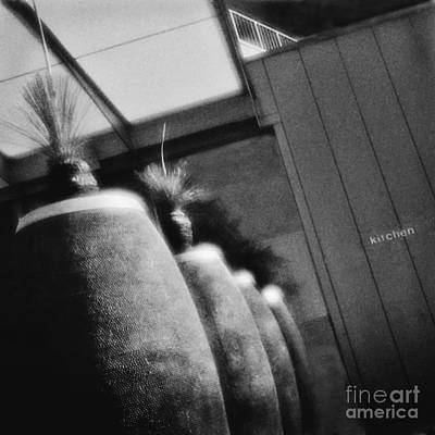 Pinhole Photograph - Hotel Entrance Sydney by Colin and Linda McKie