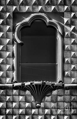 Casa Photograph - House Of Spikes 1 by Rod McLean