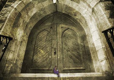 Vmi Photograph - How To Unlock Doors by Betsy C Knapp