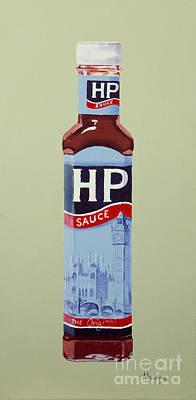 Hp Sauce Original by Alacoque Doyle