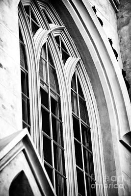 Religious Artist Photograph - Huguenot Window by John Rizzuto
