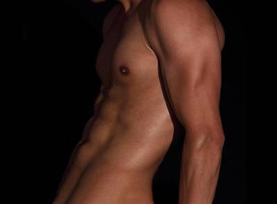 Nude Digital Art - Human Art  by Mark Ashkenazi