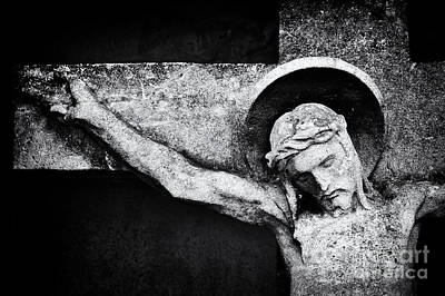 Jesus Crucifixion Photograph - Humility by Tim Gainey