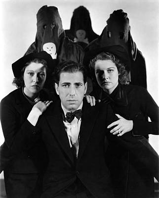 Recognize Photograph - Humphrey Bogart In The Black Legion 1937 by Mountain Dreams