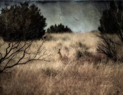 Manipulation Photograph - Hunter And The Hunted by Karen Slagle