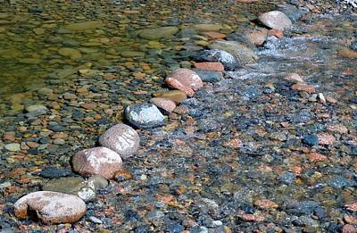 Hunters Stream Acadia Original by Lena Hatch