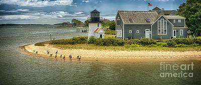 Hyannis Lite Hdr Original by Jack Torcello