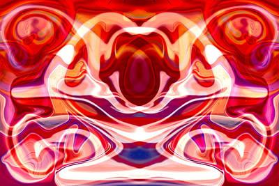 Alga Mixed Media - Hypnotoad by Omaste Witkowski