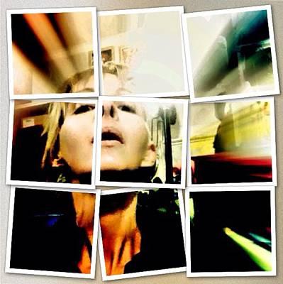 Bipolar Digital Art - I Am Broken  by Lisa Piper Menkin Stegeman