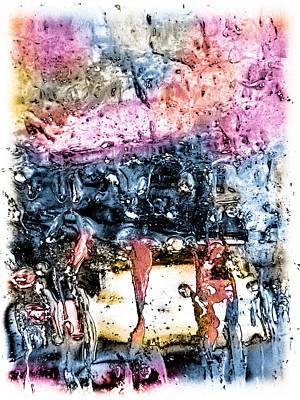 Ice Number Four Print by Bob Orsillo