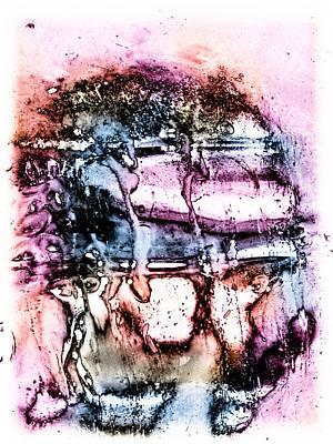 Ice Number Three Print by Bob Orsillo