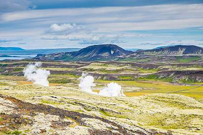 Photograph - Iceland Outback by Cliff C Morris Jr