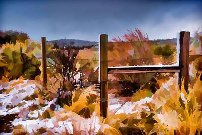Impressionistic Photograph - Ih Impressionistic by Scott Campbell