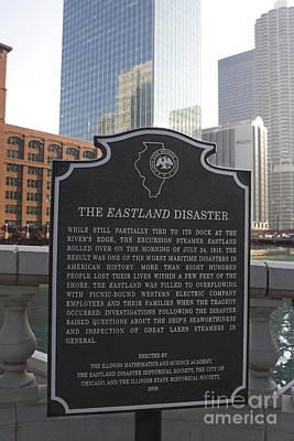 Il001 - The Eastland Disaster Print by Jason O Watson