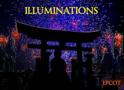 Illuminations Print by David Lee Thompson