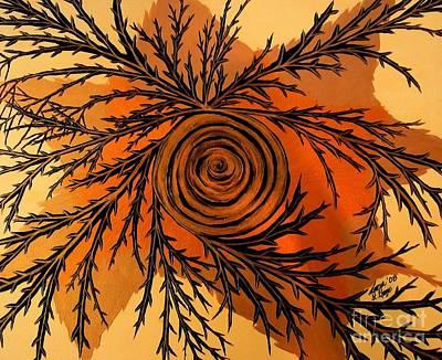 Illusion Of Pain Original by Teresa St George
