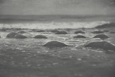 Incoming Tide Photograph - I'm Going Under by Laurie Search
