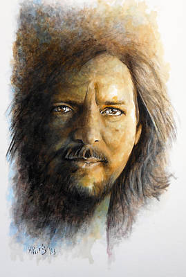 Pearl Jam Painting - I'm Still Alive by William Walts