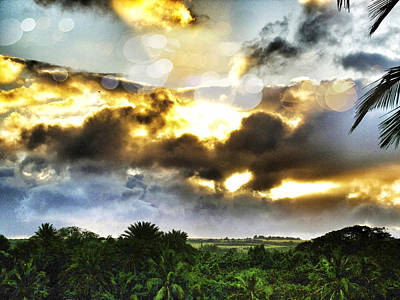 Haleiwa Photograph - Sun And Showers by Stacy Vosberg