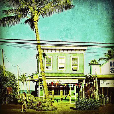 Haleiwa Photograph - Paia Bay Gallery by Stacy Vosberg