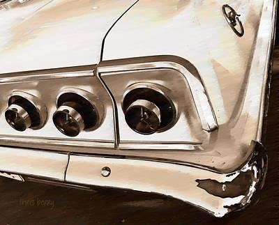 Impala Print by Chris Berry