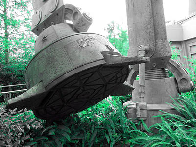 Return Of The Jedi Photograph - Imperial At-at Walker by J Anthony