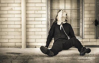 Civil Liberties Photograph - In Bliss Of Ignorance by Jorgo Photography - Wall Art Gallery