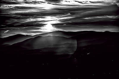 Boac Photograph - In Darkness Light by Joshua Minso