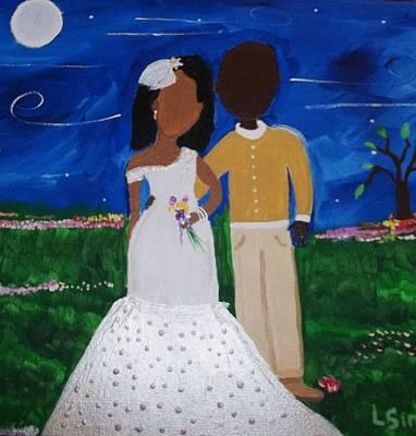 In Love Under The Moonlight Original by Lakeisha Siren