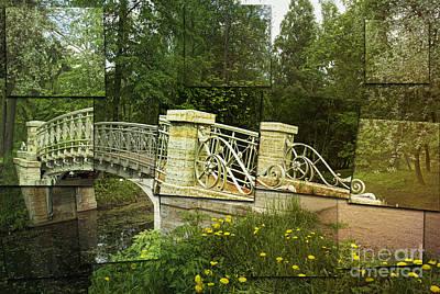 In The Park Print by Elena Nosyreva