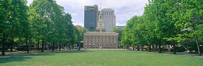 Philadelphia Pa Photograph - Independence Hall, Philadelphia by Panoramic Images