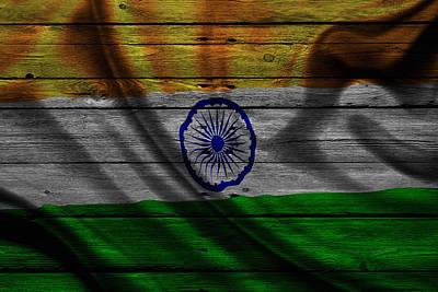 India Print by Joe Hamilton