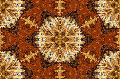 Creativity Mixed Media - Indian Cloth by Georgiana Romanovna
