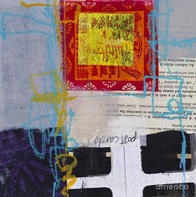 Avant Garde Mixed Media - Indirect Object by Elena Nosyreva