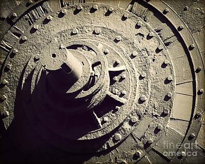 Industrial Gears IIi Original by Chris Andruskiewicz