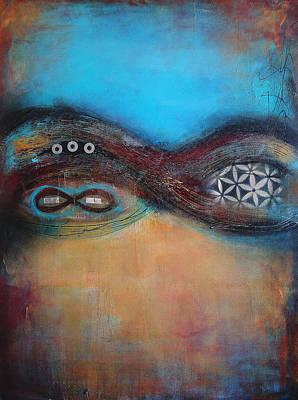 Abstract Painting - Infinite Love by Tara Catalano