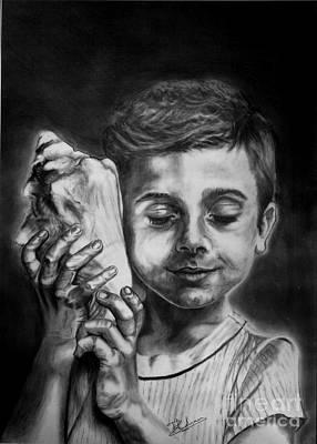Inner Peace Original by Bhushan Nayak