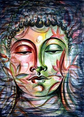 Inner Tranquility Original by Harsh Malik
