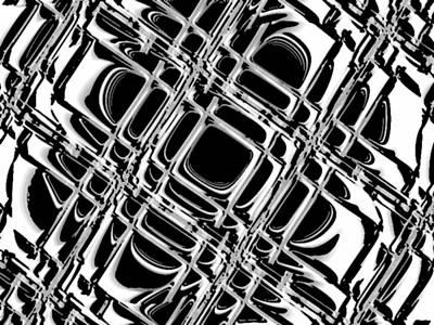 Inner Workings Print by Pharris Art