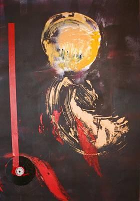 Innocence Abstract Original by Elena Svobodina