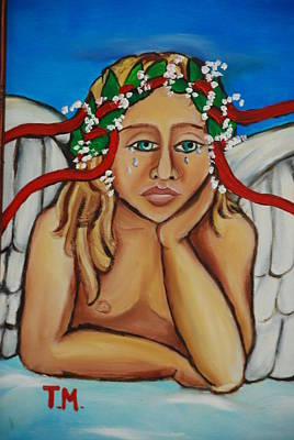 Innocent Angel Original by Tania Mikits