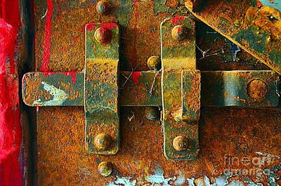 Deadlock Photograph - Insecurity by Lauren Leigh Hunter Fine Art Photography