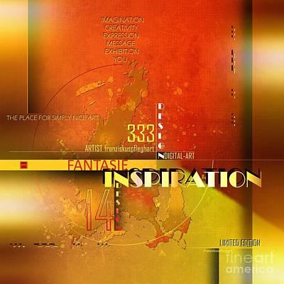 Inspiration Original by Franziskus Pfleghart