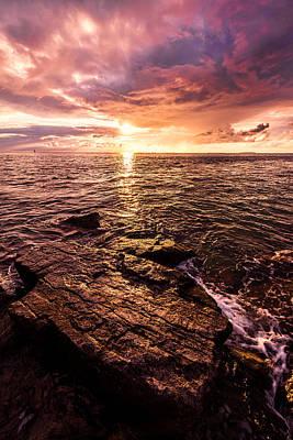 Gulf Photograph - Inspiration Key by Chad Dutson