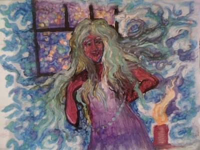 Inspiration Print by Lydia Erickson