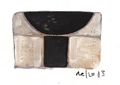 Instar No.4 Original by Mark M  Mellon