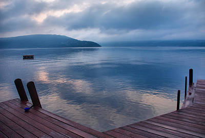 Finger Lakes Photograph - Interlude by Steven Ainsworth