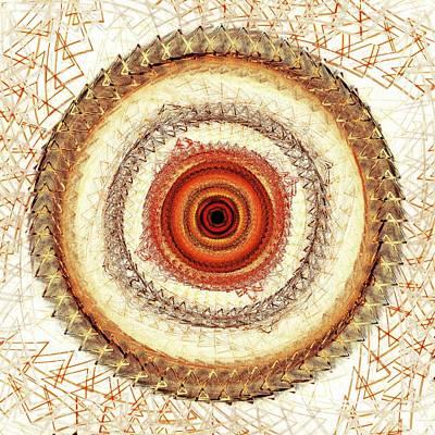 Internal Target Print by Anastasiya Malakhova